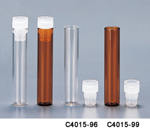 1mL Shell Vial with Sep Cap