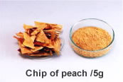 Chip of peach/5g