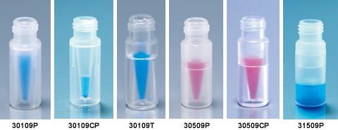 Polymer Robotic Vial