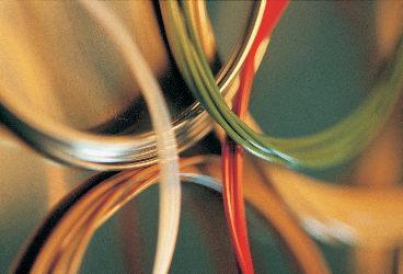 Color-Coded PEEK Tubing