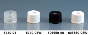 Polymer Narrow Neck Screw Cap (with Septa)