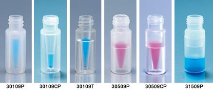 Finneran Polymer Vial