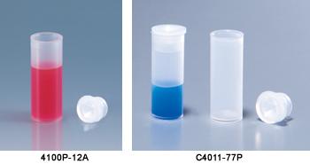 12o Polymer Shell Vial