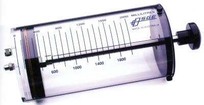 Jumbo Syringe