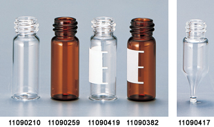 Standard Vial for Replacement