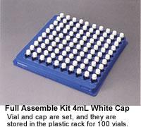 4.0mL Full Assemble Vial